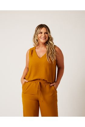 ELD2538_Regata_Lisa_Plus_Size_Decote_V_MOSTARDA_1