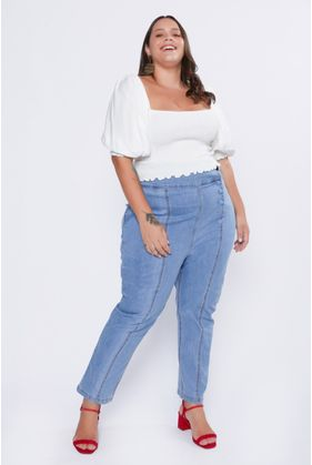 IZT0310534_Calca_Jeans_Plus_Size_Clochard_Botoes_AZUL_1