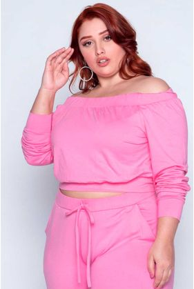 KYL18950_Blusa_Plus_Size_Cropped_Ombro_A_Ombro_ROSA_1