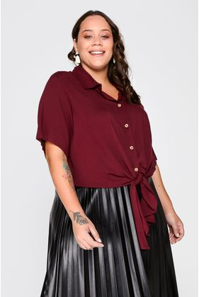 GRG59601_Camisa_Plus_Size_Viscose_Bordo_1