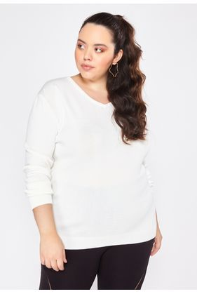 GRGGN01_Blusa_Plus_Size_Tricot_Viscose_Off_White_1
