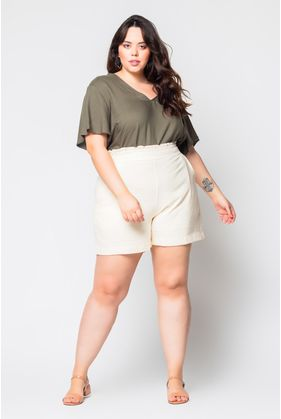 0056_Shorts_Plus_Size_Viscose_Liso_Off_White_1