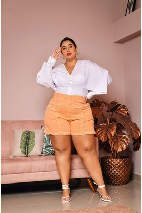 IZT8810558_Shorts_Plus_Size_Tranca_Color_LARANJA_1