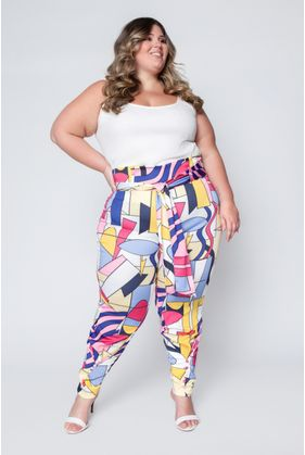 006_Calca_Clochard_Plus_Size_Estampada_Rosa_1