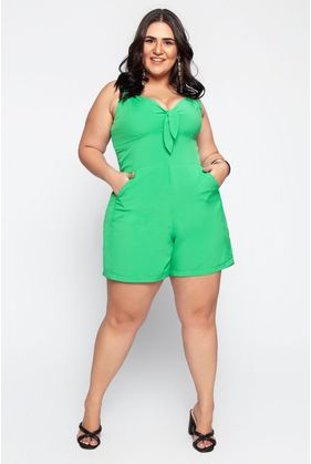 PLP2506_Macaquinho_Curto_Plus_Size_Laco_Frontal_VERDE_1